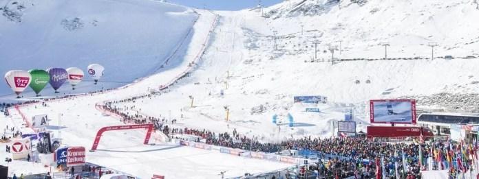Skiweltcup Opening Sölden