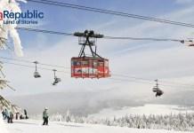 Wintersport Tsjechië
