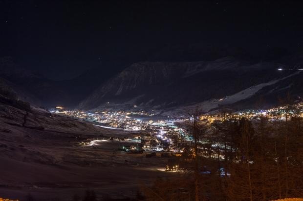 Livigno by night