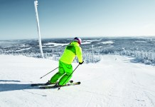 Wintersport in Ruka