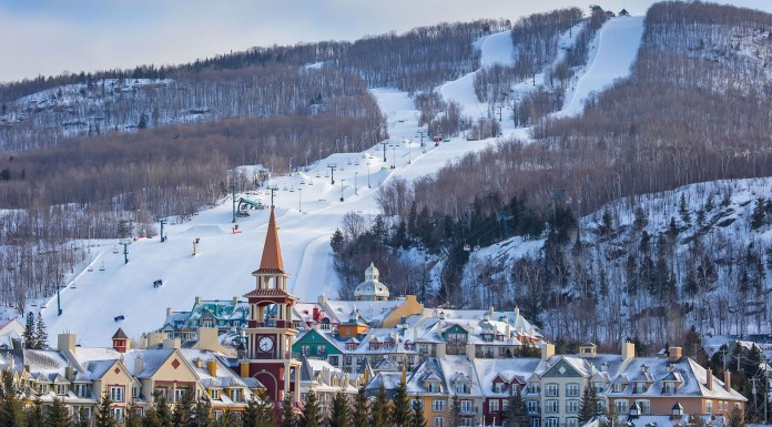 Canadese skigebieden