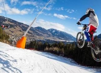 Ride Hard on Snow