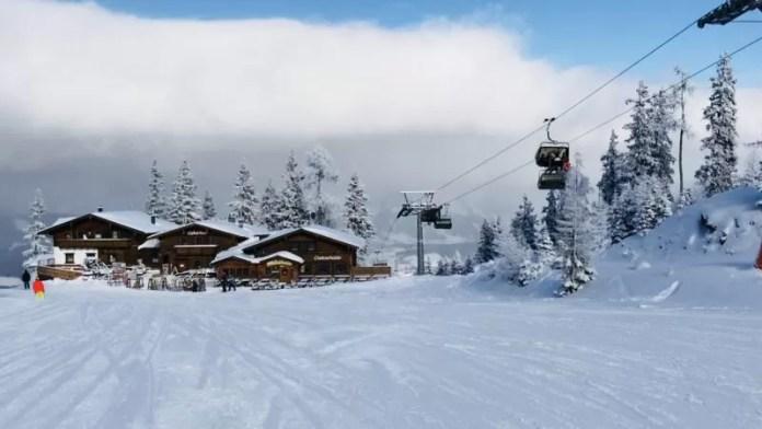 Heerlijk, verse sneeuw!