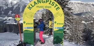 Klangpiste in Schladming-Dachstein