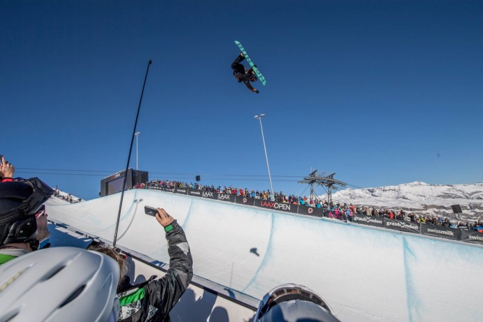 LAAX Zwitserland evenementen - Snowrepublic