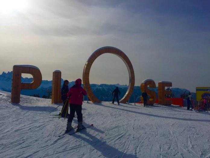 Skigebied Plose in Brixen