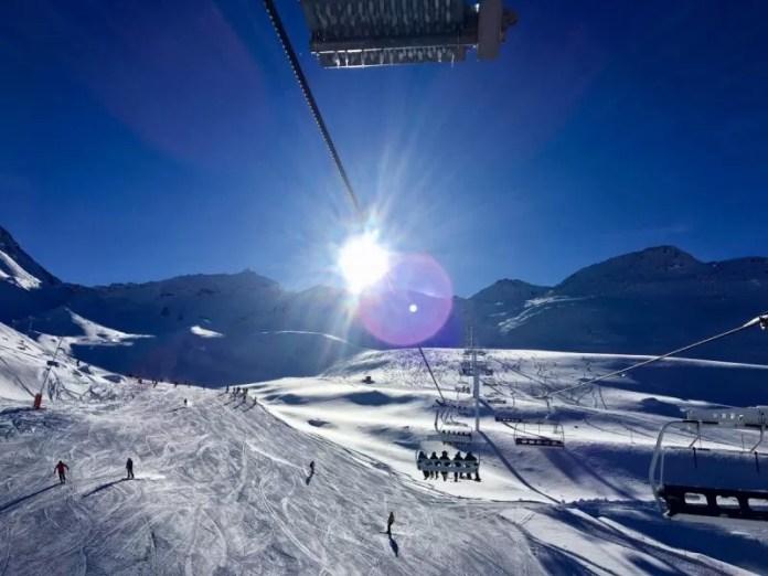 Een mooier begin van je skidag bestaat er toch niet?