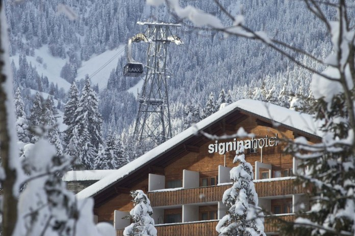 Signinahotel Laax - Snowrepublic