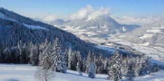 Comfortabel reizen naar de sneeuw