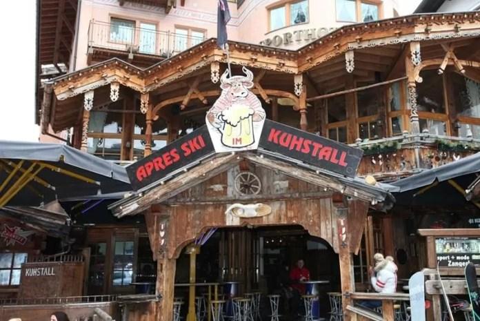 Ischgl après-ski