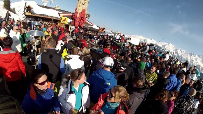apres-ski Gerlos