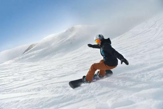 Heerlijk skiën en boarden in het gebied van Samoëns