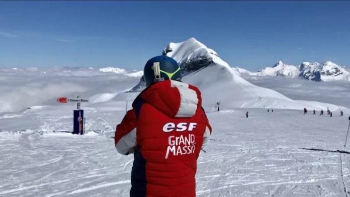 In de gevorderde groepen fungeert de ski- of snowboardleraar meer als gids. Zo kom je op de mooiste plekken.