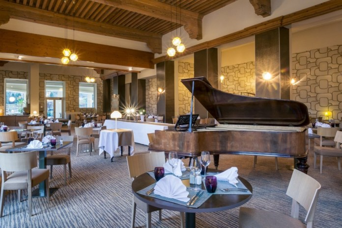 Grand Hotel Thermale in Brides les Bains