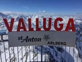 Valluga, Sankt Anton