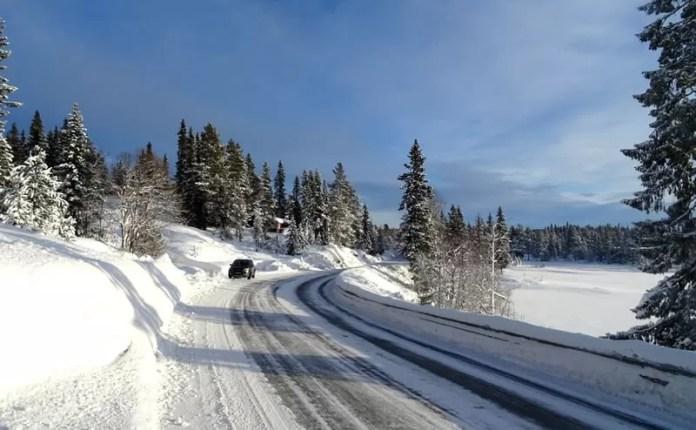 Hemsedal Noorwegen