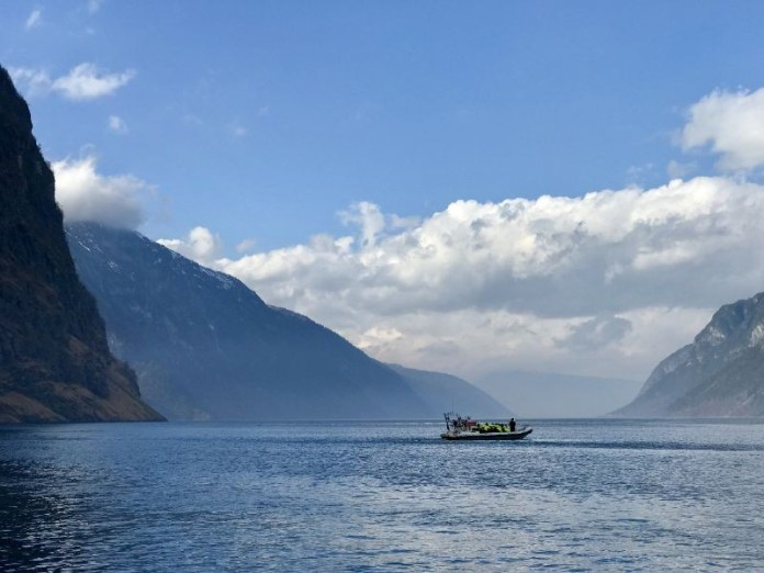 De Fjorden van Noorwegen