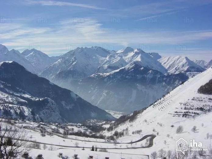 Skigebied van Alpe d'Huez