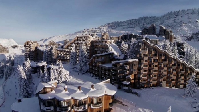 Ski-in, Ski-out appartementen in Avoriaz