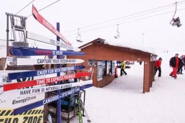 Wintersport Georgië. Foto: MVD Media