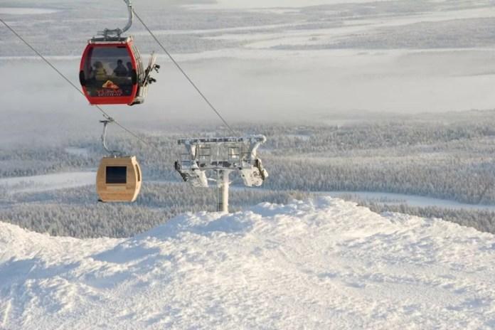 skiliften