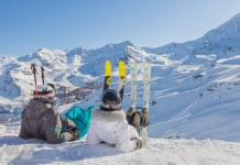 Val Thorens ski village
