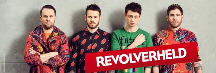 De Duitse band Revolverheld