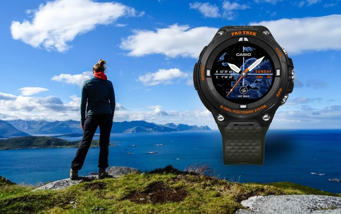 Casio Pro Trek Wintersport