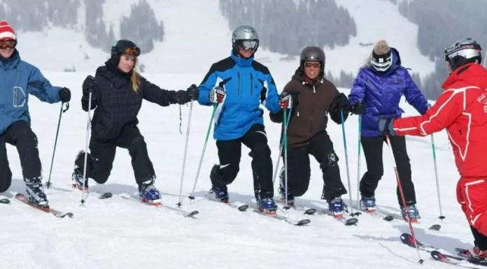 Lessen in Telemark skiën