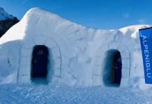 In deze iglo's in Igludorf Brixen kun je overnachten