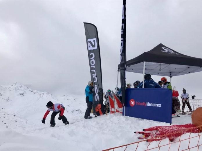 Salomon Winter Festival in Les Menuires