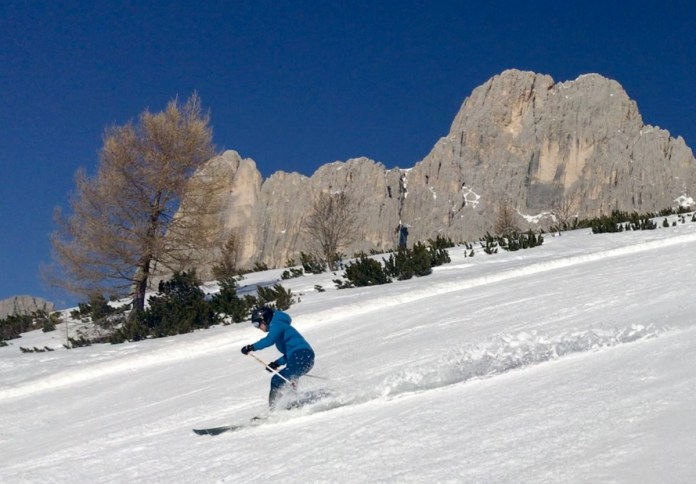 Skiën in Carezza