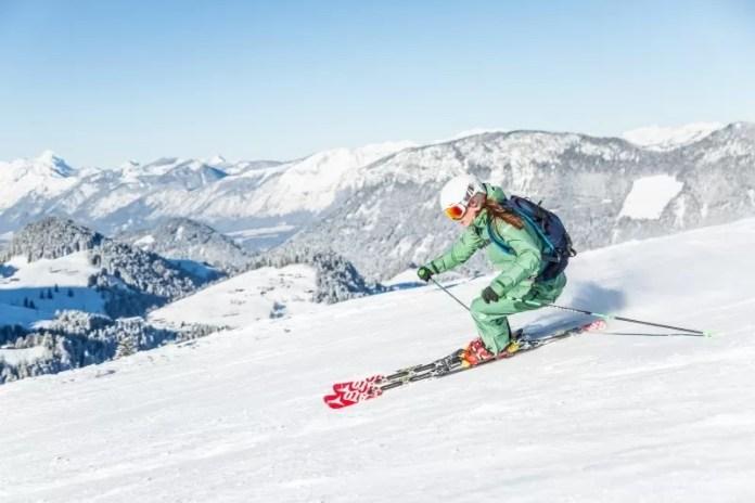 Oneindige pistekilometers in de SkiWelt © Mirja Geh