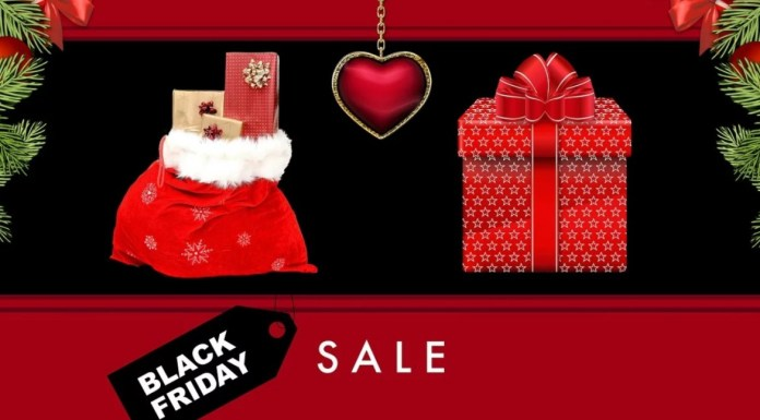 Black Friday Sale Bron Pixabay