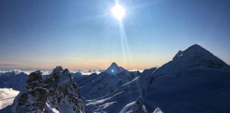 pre-season in Tirol