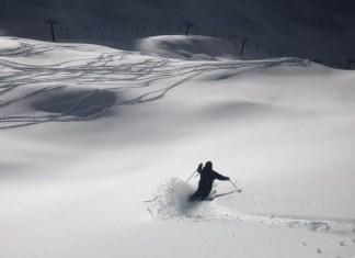 Sneeuwbon in Wallis