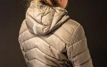 lichtgewicht jas van Colmar Originals