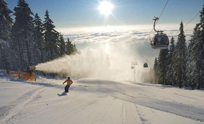 SkiResort Cerna Hora - Fotocredits Janske Lazne