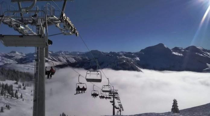 skiwelt wilderkaiser skilift