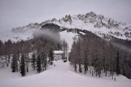 Wintersport in Val di Fassa