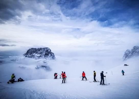 Wintersportfotos