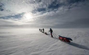 Nooit meer slapen, Finnmarkplateau Jolly Nomad 19