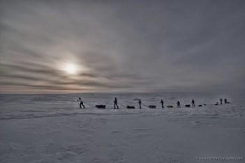 Nooit meer slapen, Finnmarkplateau Jolly Nomad 20
