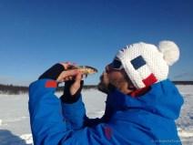 Nooit meer slapen, Finnmarkplateau Jolly Nomad 800