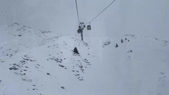 sneeuwstorm sneeuw