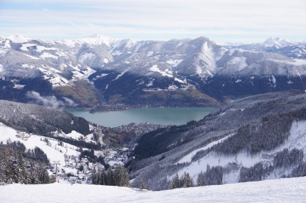 Zell am See, Oostenrijk - Dicky Tooi