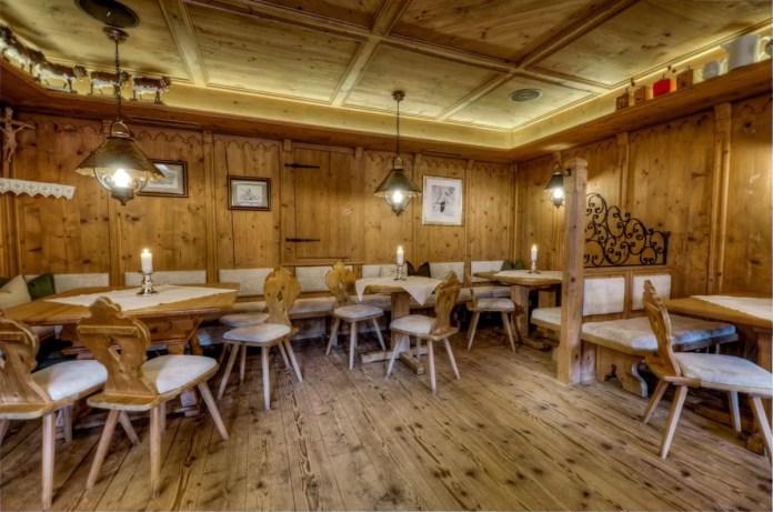 Xandl Stadl Top 5 bergrestaurants Hinterglemm