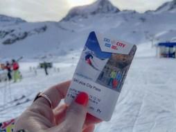 Ski + City pass