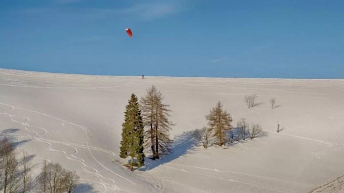 Snowkite Bron: Pixabay Tyna Janoch