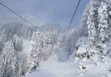 weer verse sneeuw